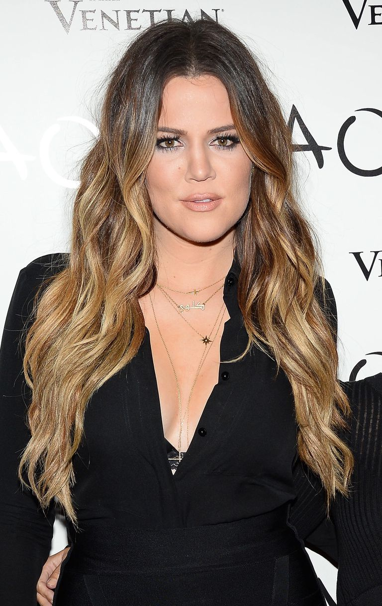 Omber Hair Style Lily Aldridge's Ombre Hair