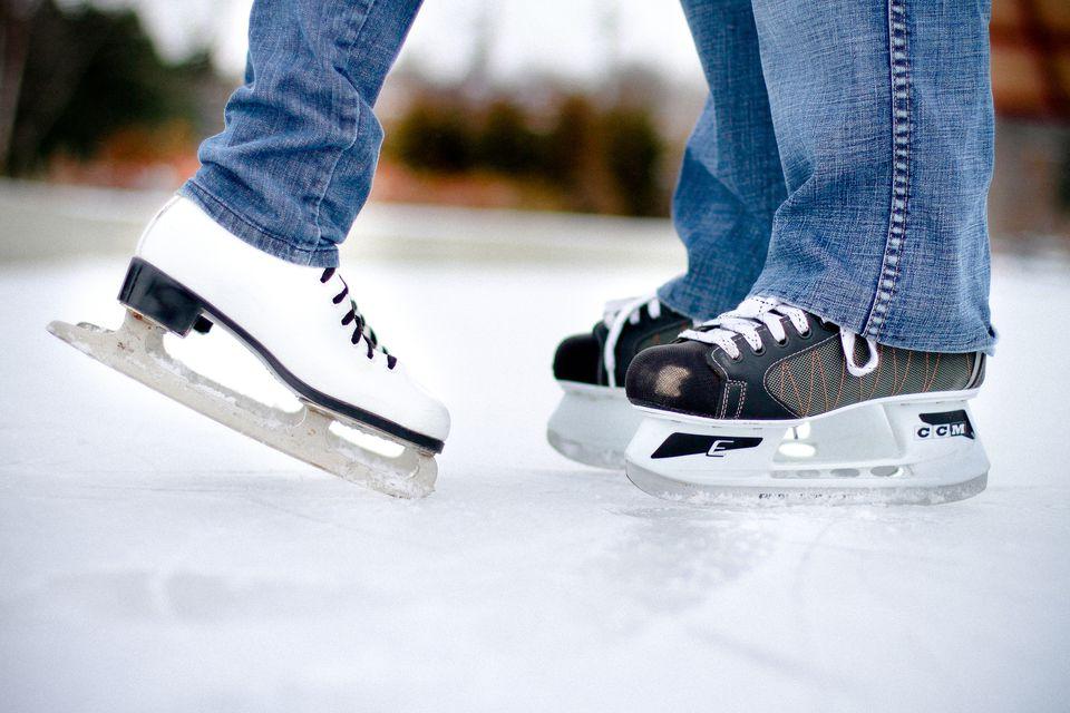 Seattle Ice Skating Rinks