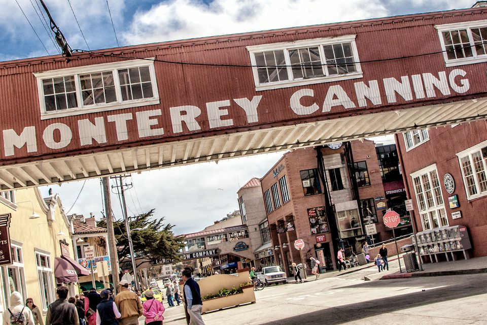 the peculiar things in cannery row by john steinbeck Cannery row and sweet thursday cannery row, john steinbeck, sweet thursday miss peregrine's home for peculiar children (1.