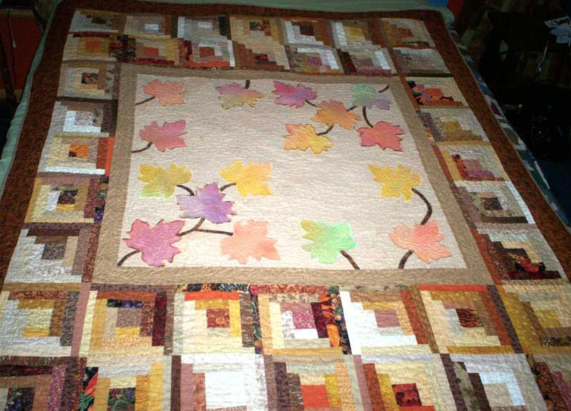 Log Cabin Quilts Photo Gallery and Layout Tips : log cabin quilt design layouts - Adamdwight.com