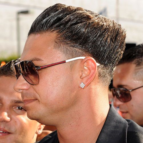 Jersey Shore Haircuts Mike Pauly Vinny And Ronnie