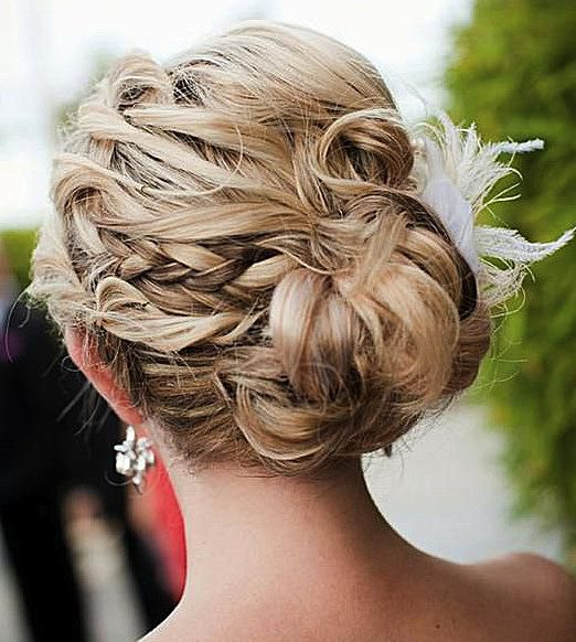 Messy updos the top casual prom hairstyles pmusecretfo Image collections