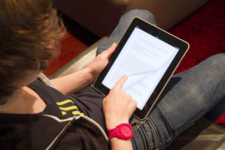 iPad eBook Compatibility