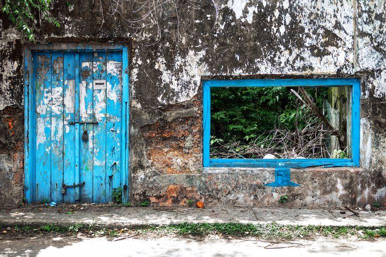 Closed Door, Open Window