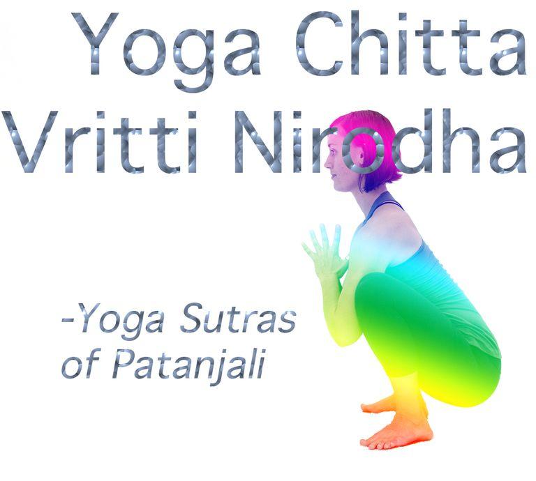 Yoga Chitta Vritti Nirodha