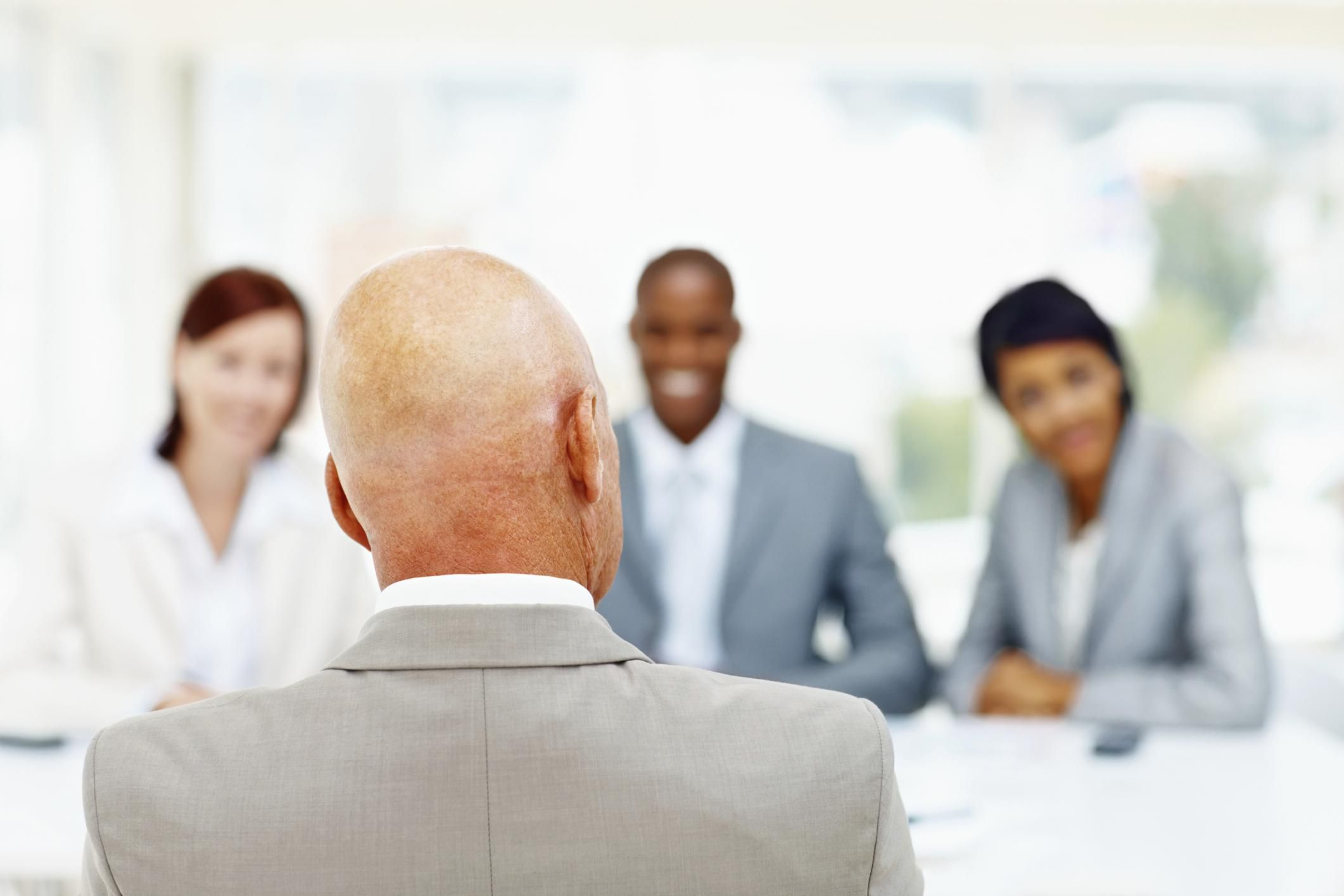 targeted selection interviewing