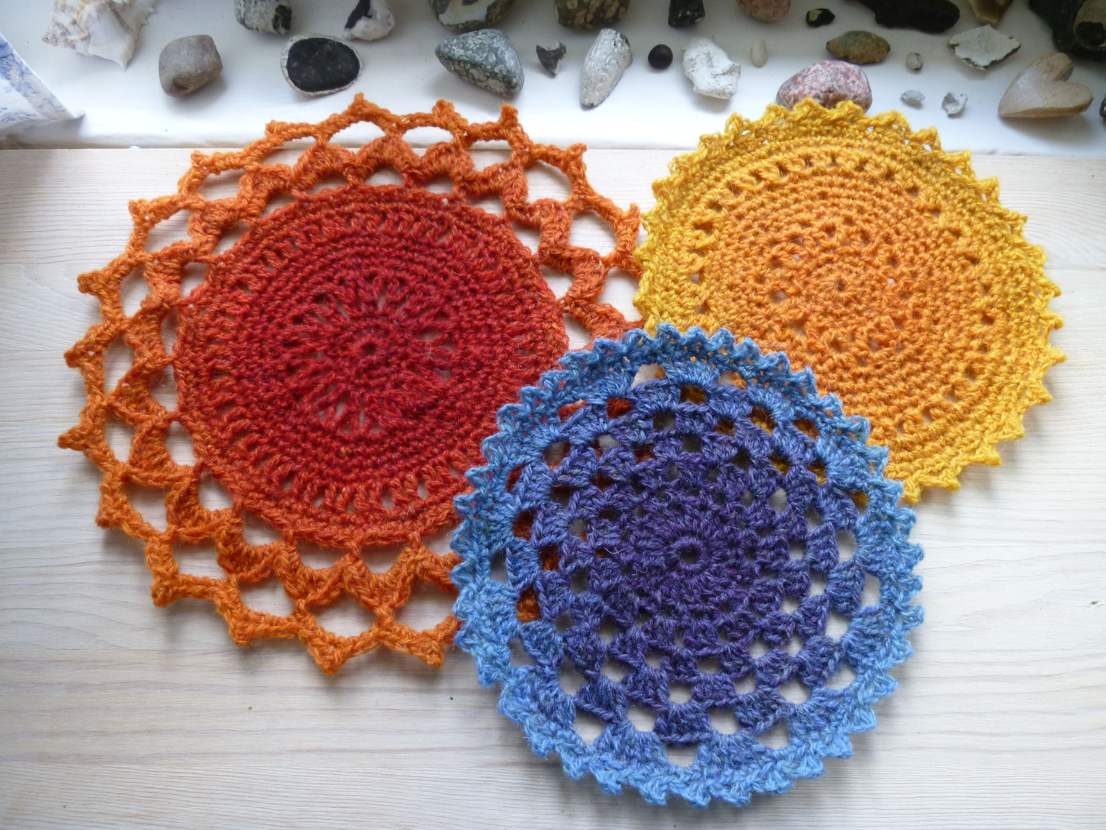 Free crochet dishcloth patterns for your kitchen decorate your kitchen with these free crochet patterns bankloansurffo Gallery