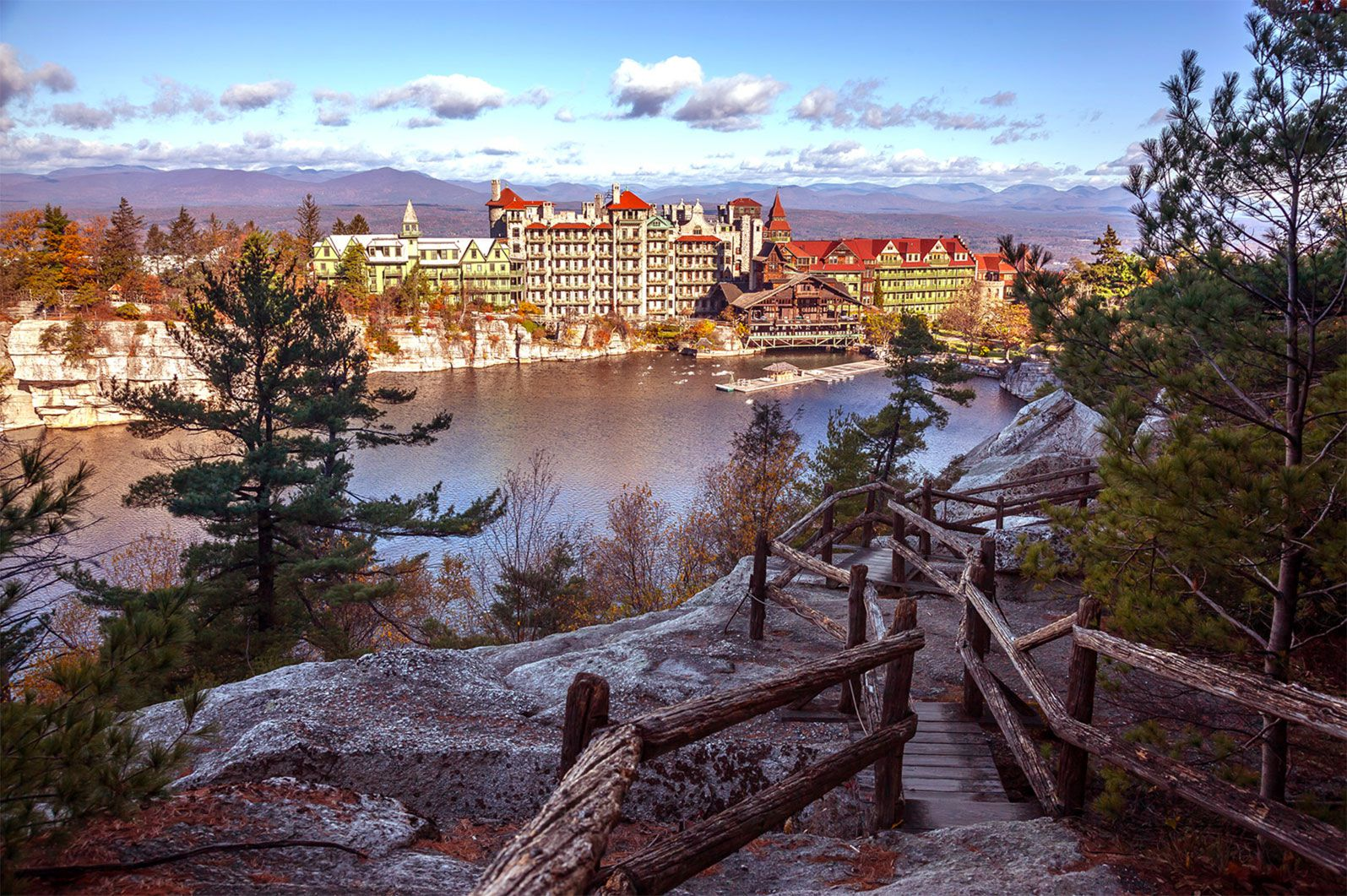 Mohonk Food Review