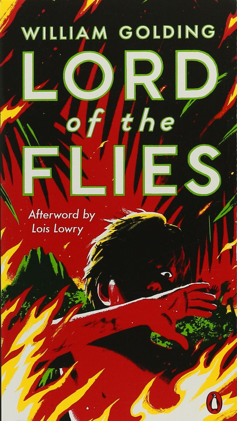 'Lord of the Flies' by William Golding