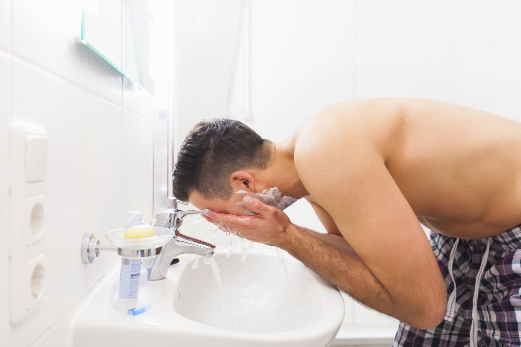 Face skin care tips for male