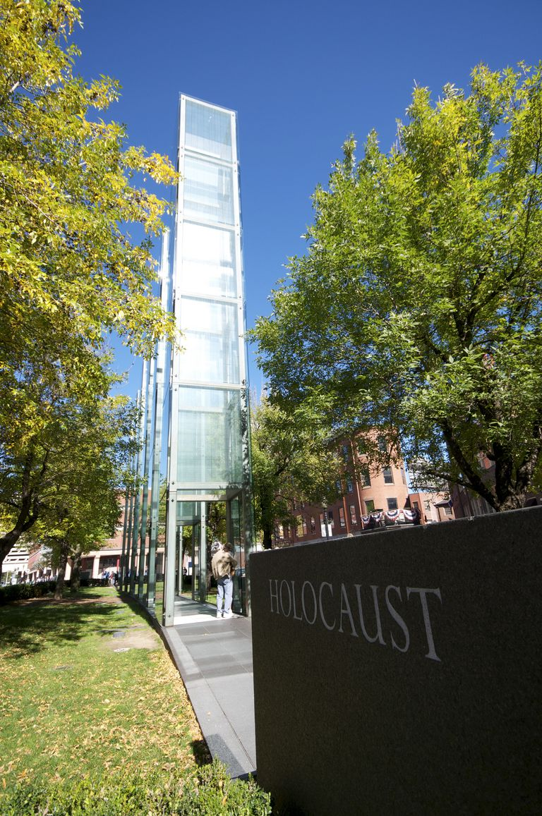 Holocaust Memorial, Boston