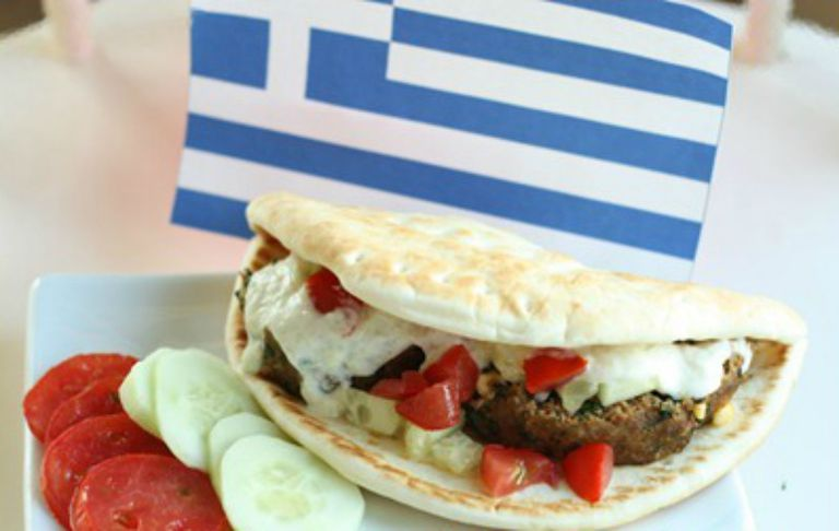 Healthy Greek Gyro Recipe