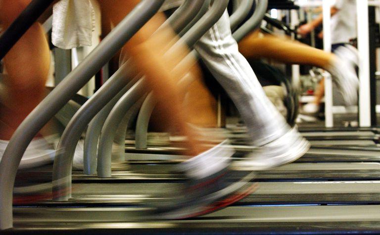Treadmill Walking and Running
