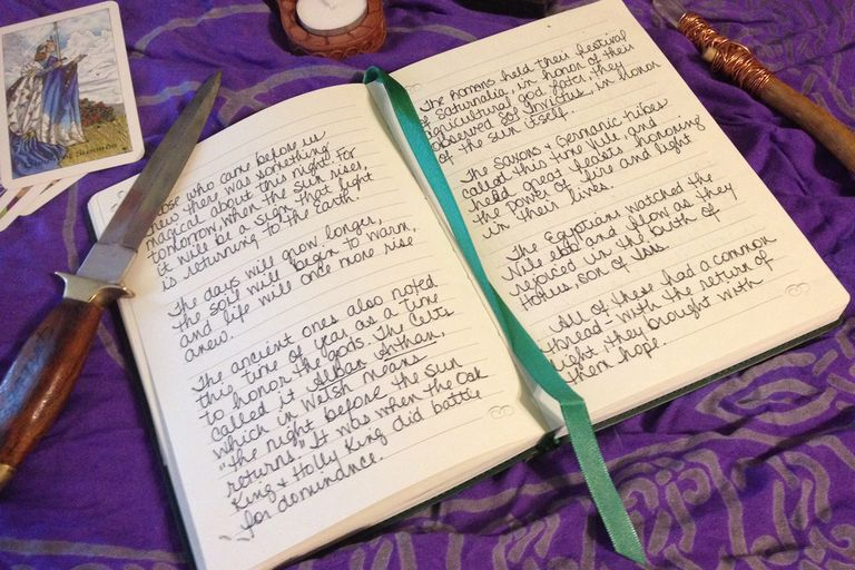 How To Make A Book Of Shadows Cover ~ How to make a pagan book of shadows
