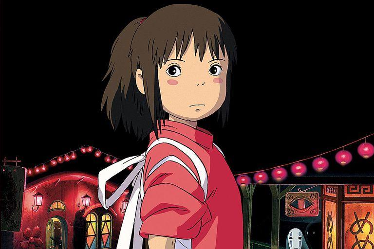Studio Ghibli's Spirited Away