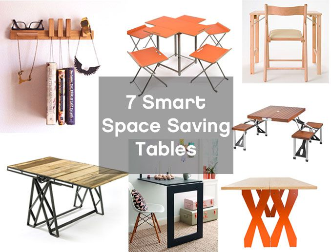 100 space tables ideas for space saving extension tables ma