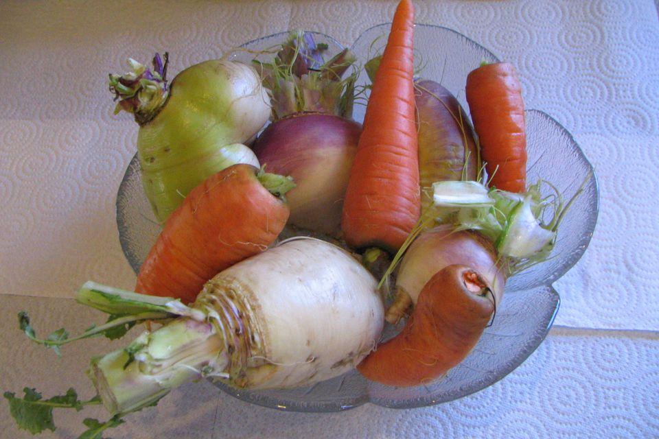 Veggies from the Garden