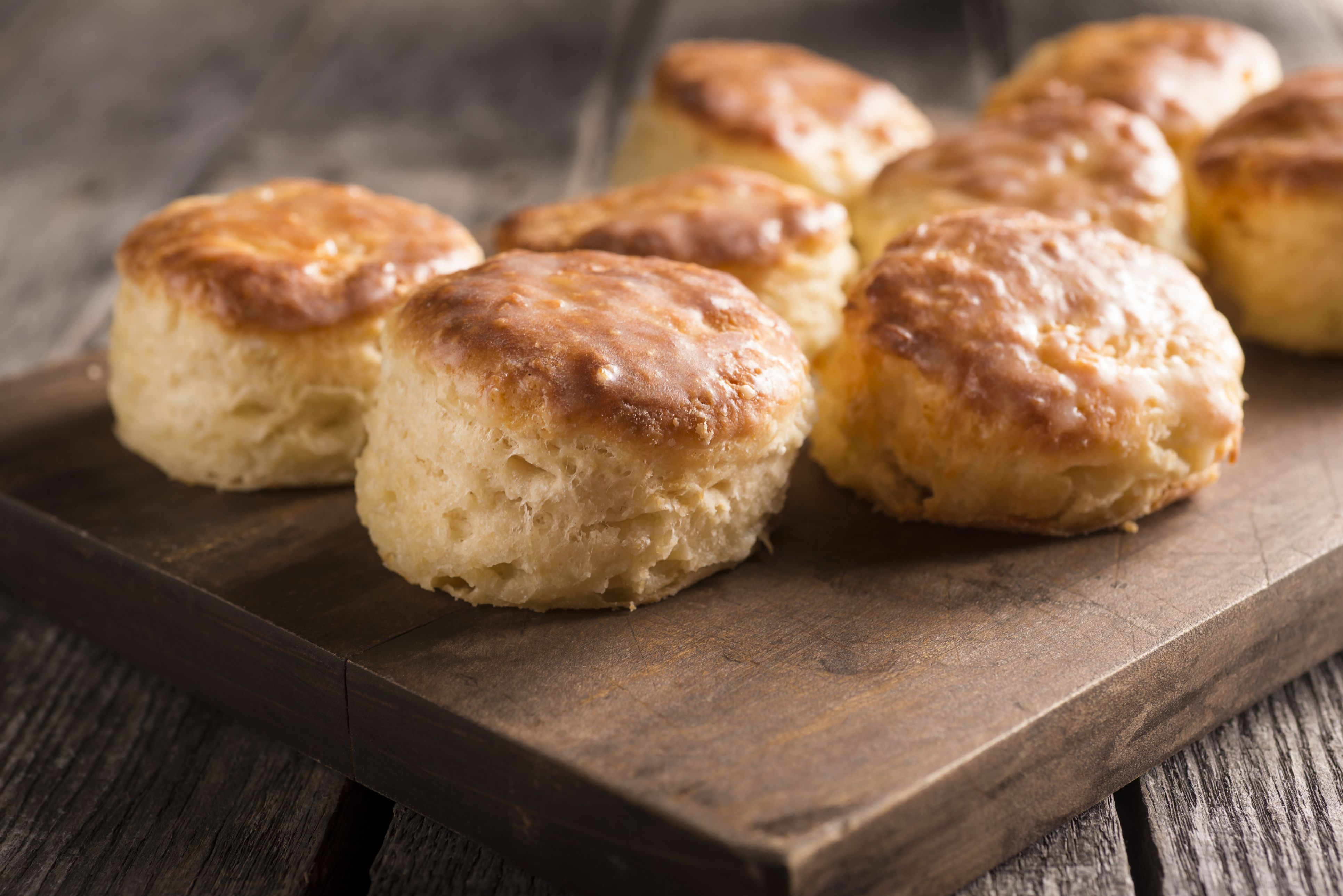 Baking Powder Biscuits Recipe for Two