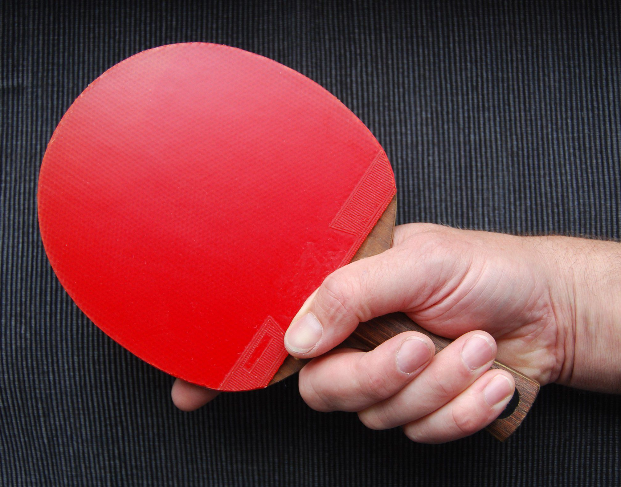 Grip Types for Holding a Table Tennis Paddle