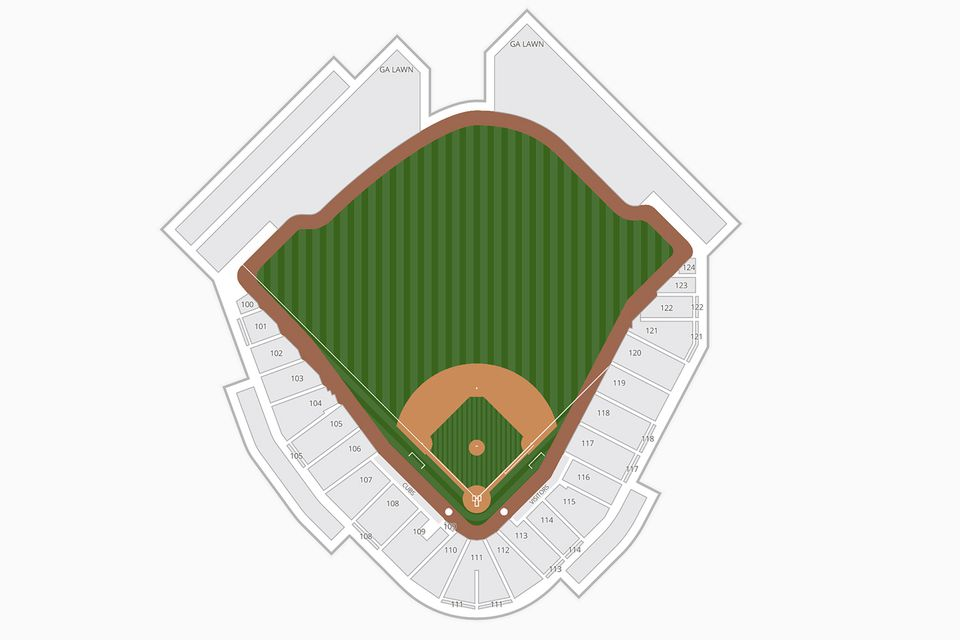 sloan park seating chart