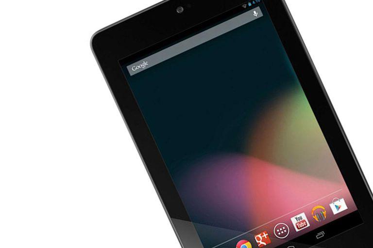 1st Generation Nexus 7 tablet