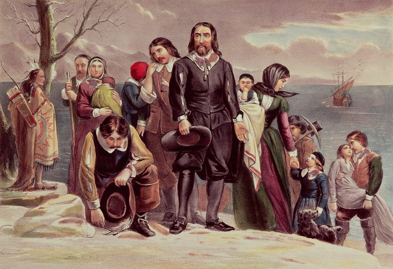 What Religion Were the Pilgrims?