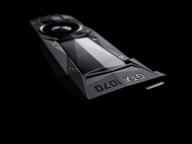 NVIDIA GeForce GTX 1070 Founder's Edition Graphics Card