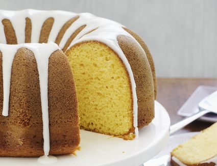 Traditional Easter Lamb Shaped Pound Cake Recipe