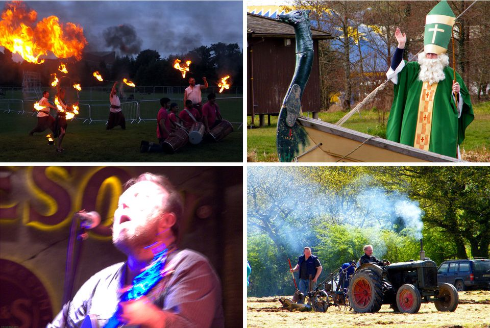 Festivals in Ireland ... from the mundane to the quirky