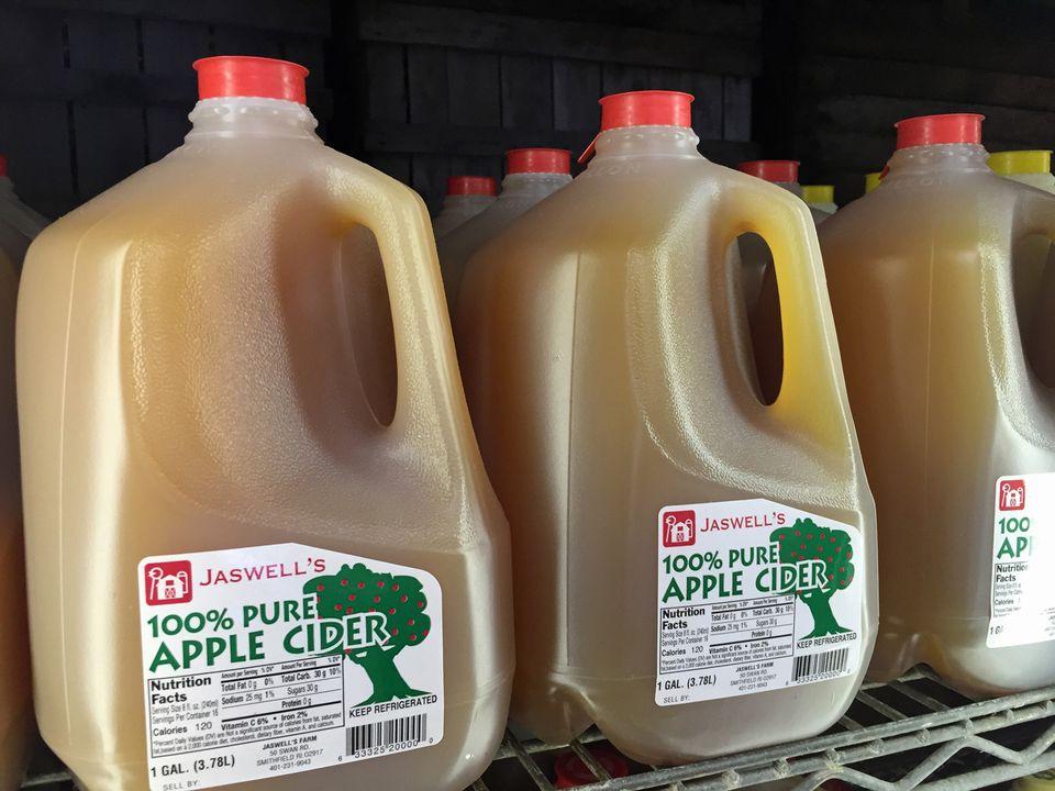 New England Apple Cider