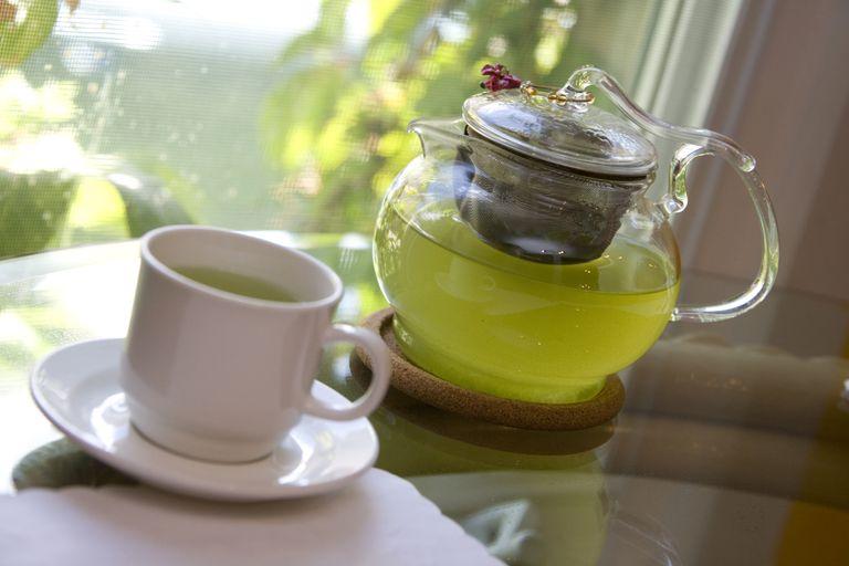 El té contiene muchos principios químicos