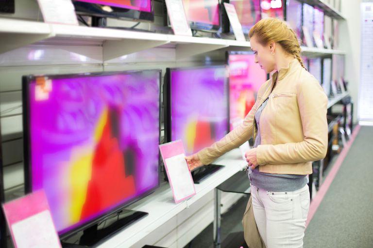 Shopping for TV