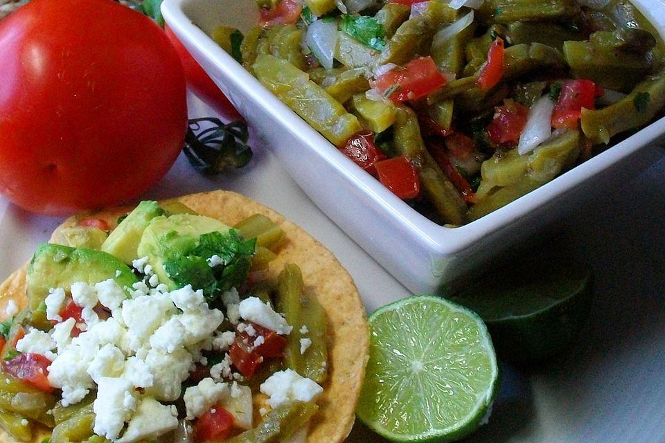 Cactus Salad Nopalitos