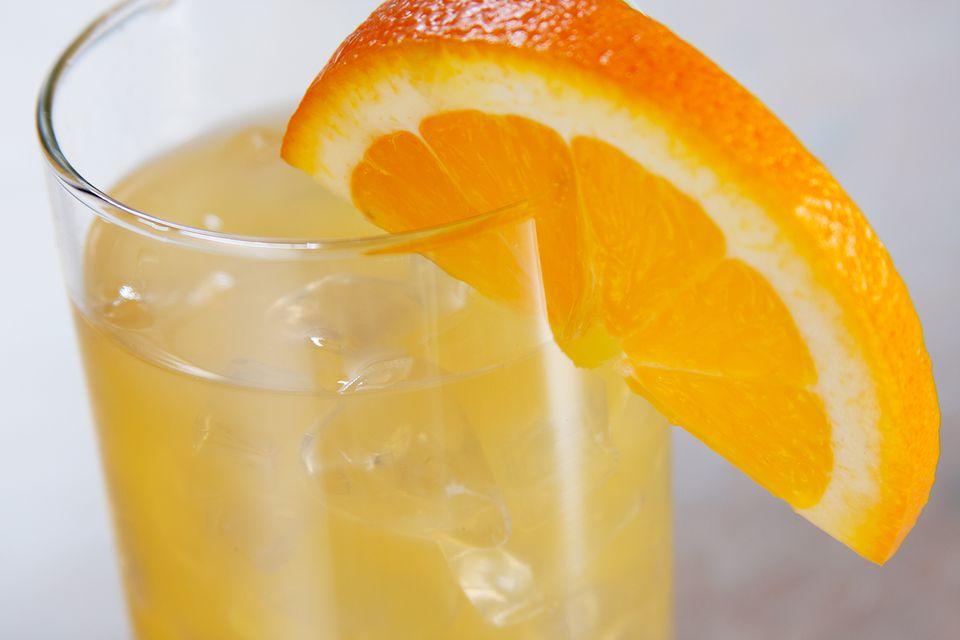 Easy Gombo Mixed Drink Recipe
