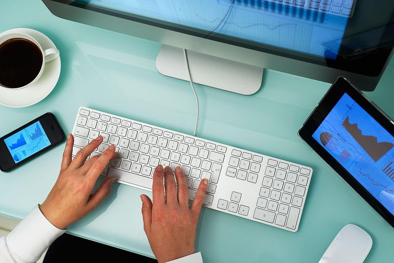 Cloud computing desk