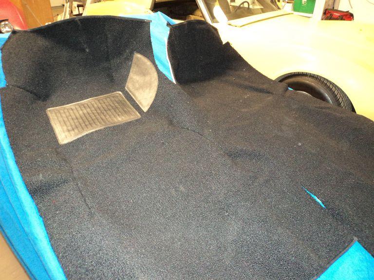Corvette Carpet
