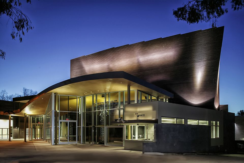 Joan and Irwin Jacobs Center at La Jolla Playhouse