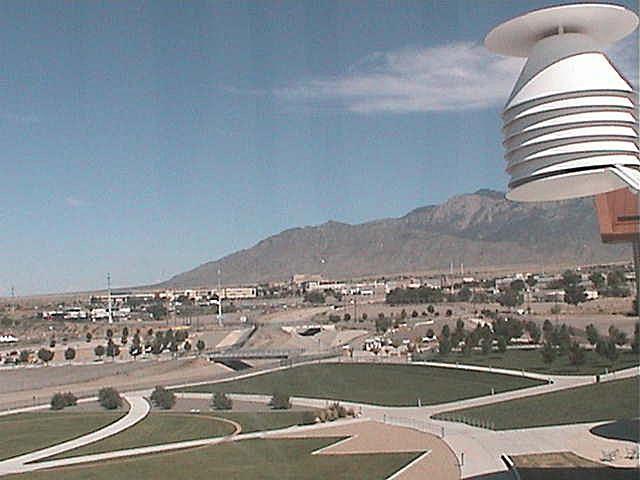 Balloon Fiesta Park Webcam
