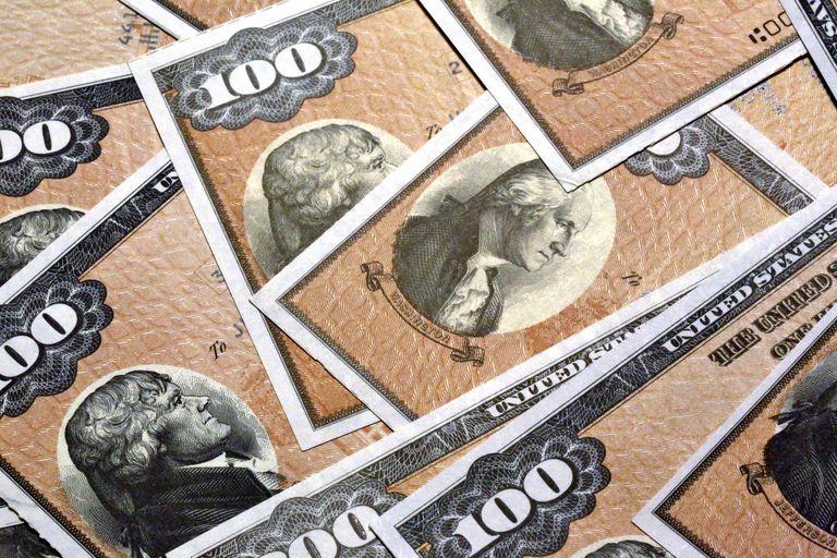 United States Savings Bond Background