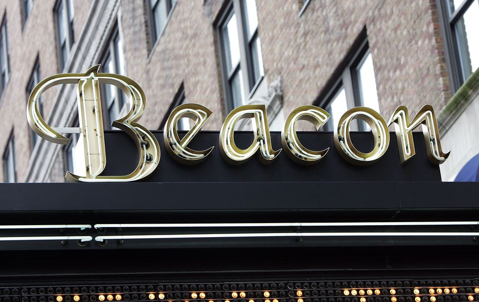 The Beacon Theatre in NYC.