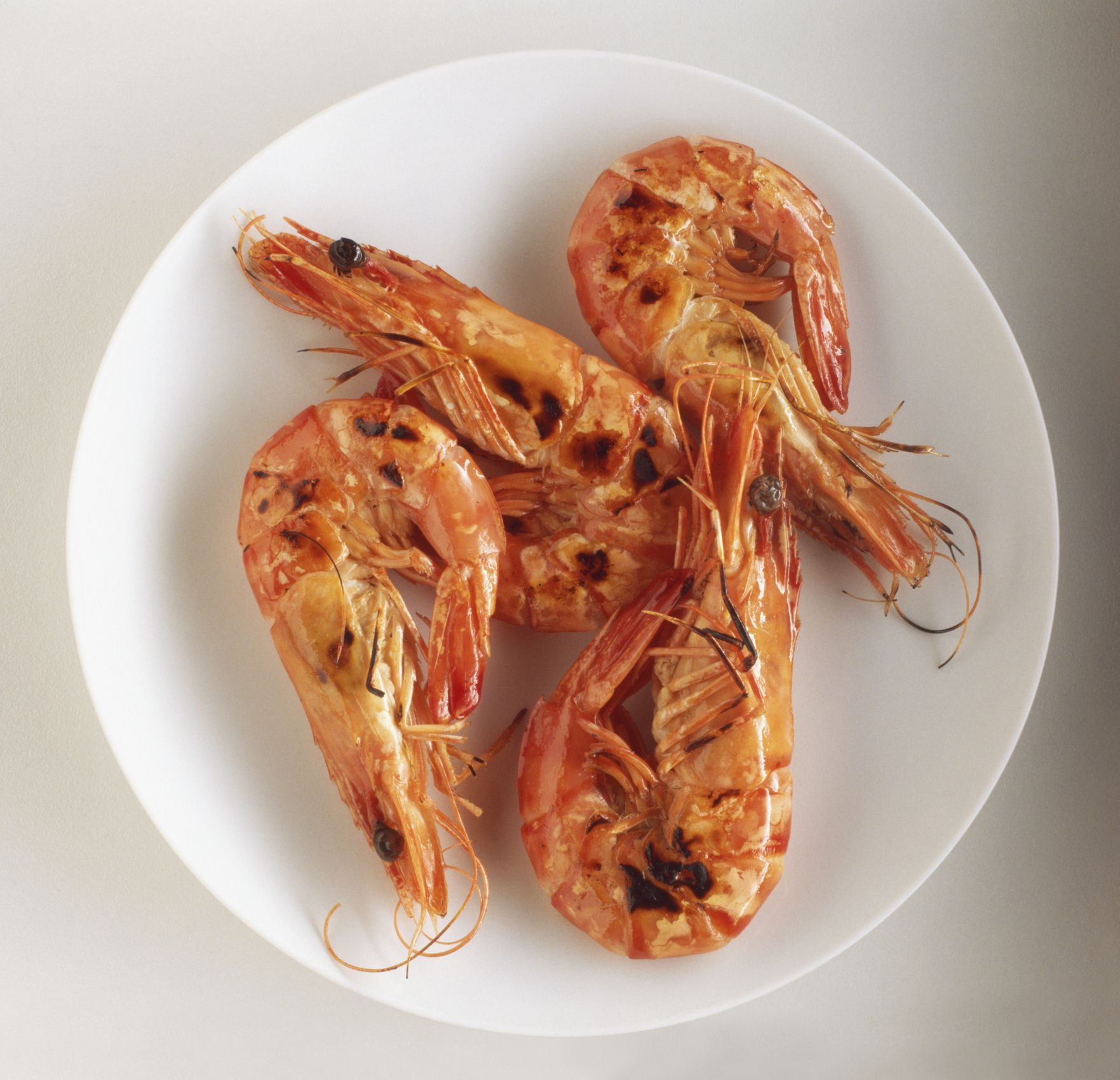 Spanish Grilled Shrimp Tapas Gambas A La Plancha Recipe