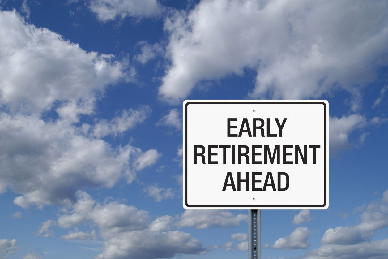 retirement early retire retiring package plan plans money against planning packages borrow know health insurance offer advantages investing things getty