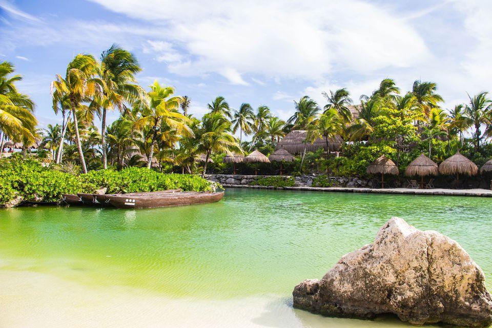 Xcaret Riviera Maya -Mejico-