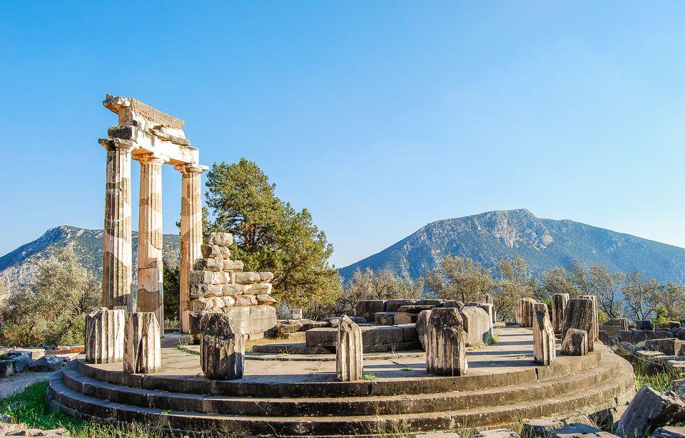 Dephi, Greece