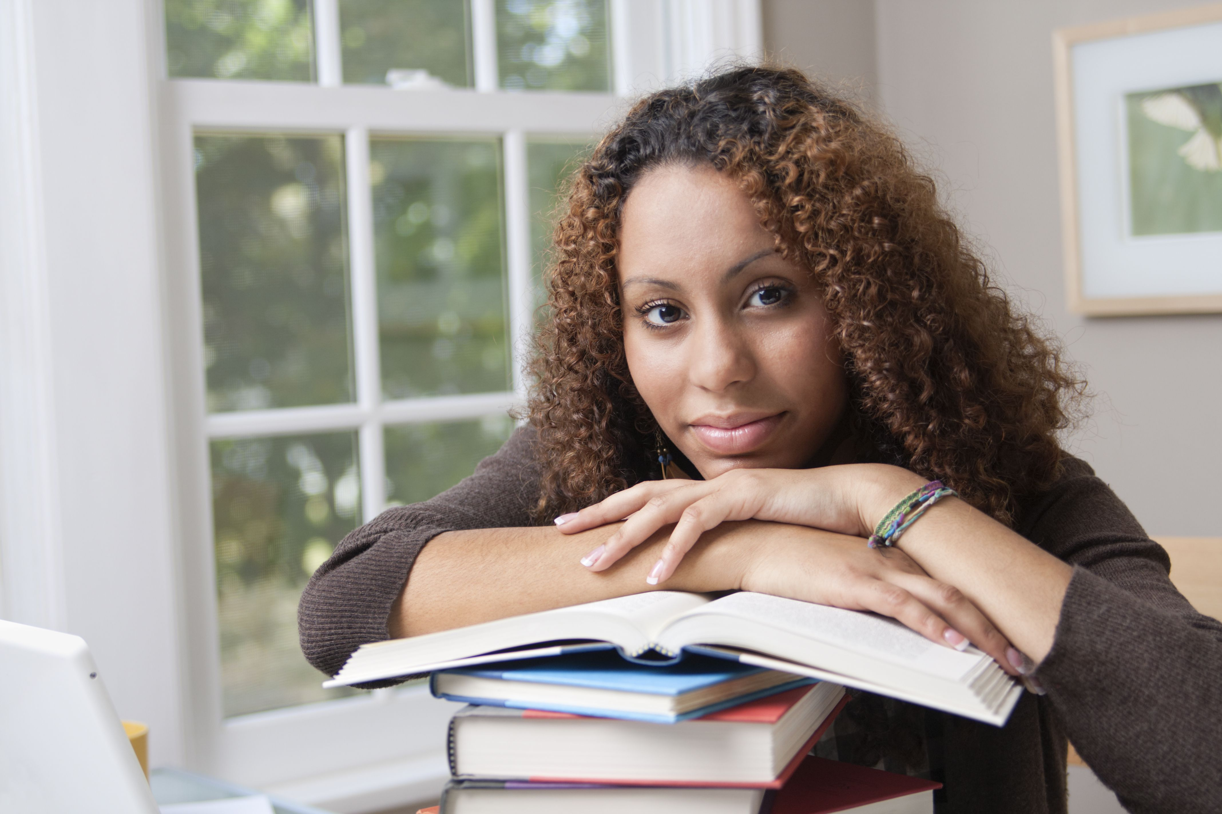 Black teens in college — 8
