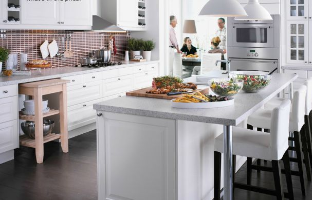 Cost of kitchen cabinets estimates and examples for Akurum kitchen cabinets