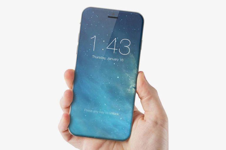 iPhone 8 concept design