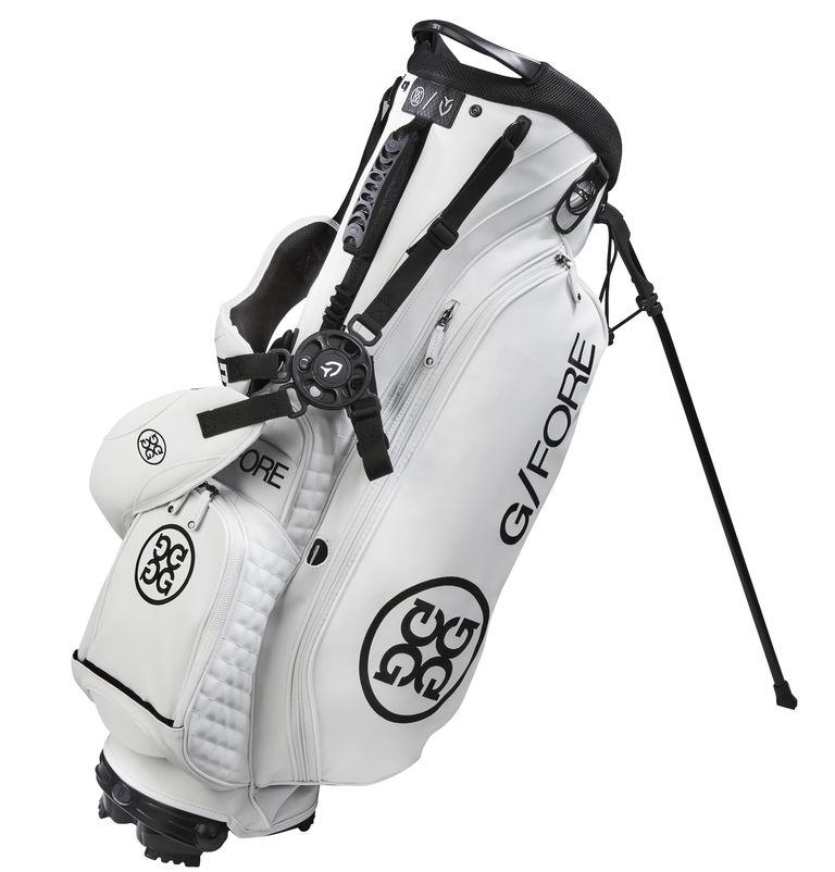 New Golf Bags And Push Carts In Pro Shops Now