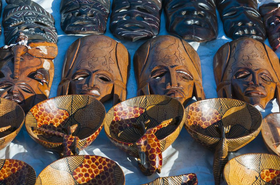 Namibian Crafts for Sale