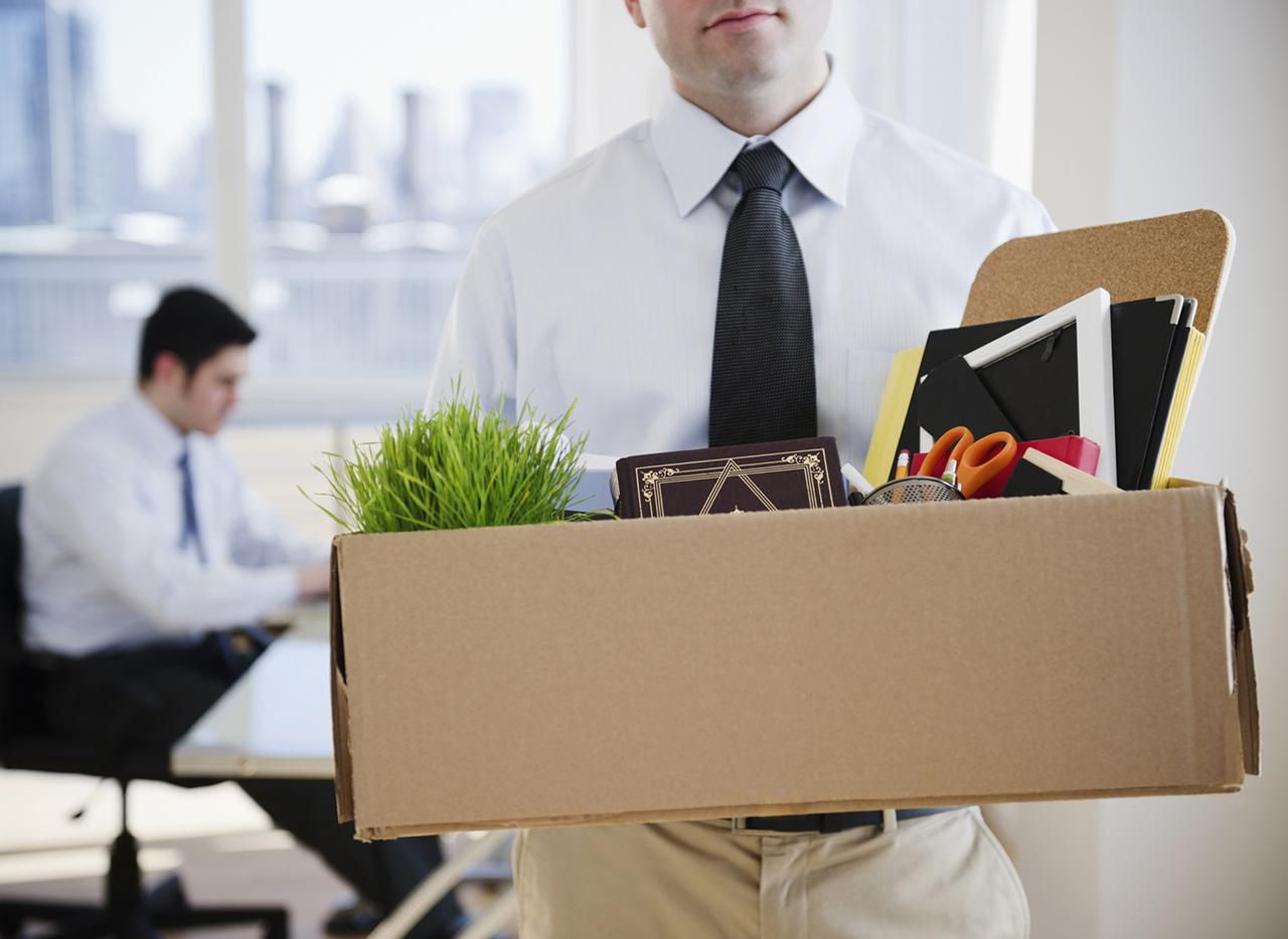 dont let getting fired overwhelm you - Coping With Getting Fired From A Job